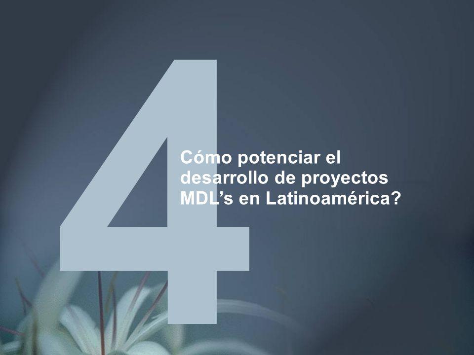 Cómo potenciar el desarrollo de proyectos MDLs en Latinoamérica