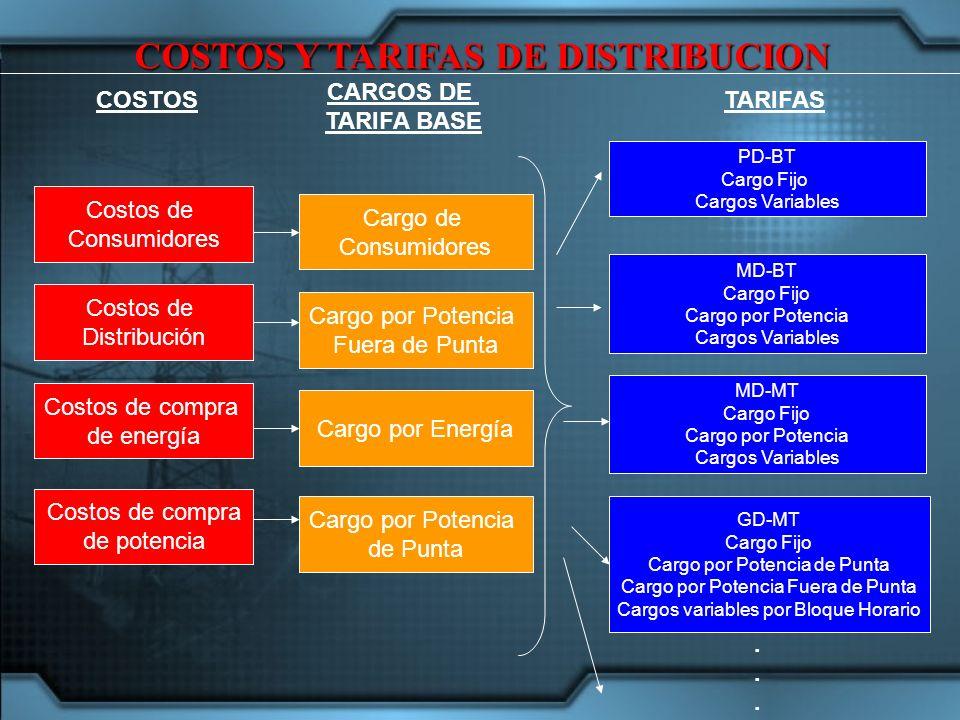 PROCESO DE APROBACIÓN DE TARIFAS DE DISTRIBUCION SUPERINTENDENCIA DE ELECTRICIDAD DISTRIBUIDOR CONSULTOR DEL DISTRIBUIDOR CONSULTOR DE LA SE Elaboración y aprobación de los Términos de Referencia para la Elab.