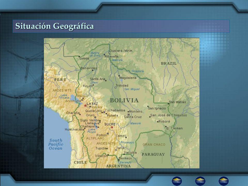Situación Geográfica