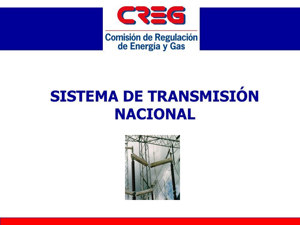SISTEMA DE TRANSMISIÓN NACIONAL