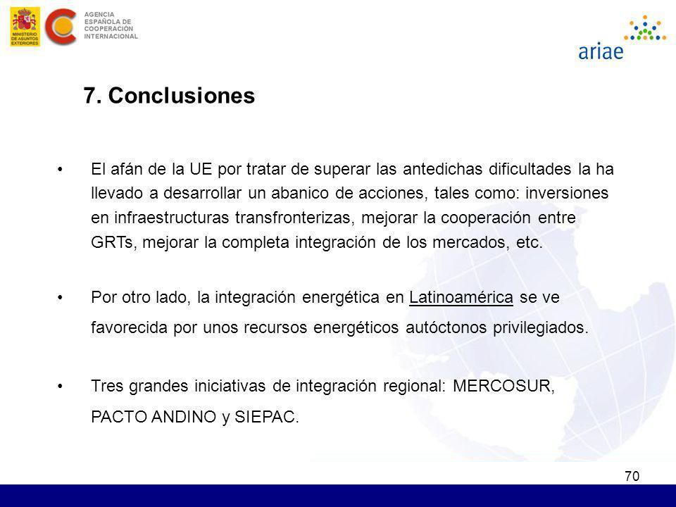 70 7. Conclusiones El afán de la UE por tratar de superar las antedichas dificultades la ha llevado a desarrollar un abanico de acciones, tales como: