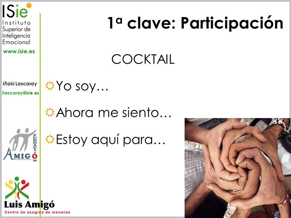 Iñaki Lascaray ilascaray@isie.es www.isie.es ¿TIENE VALOR TU PALABRA.