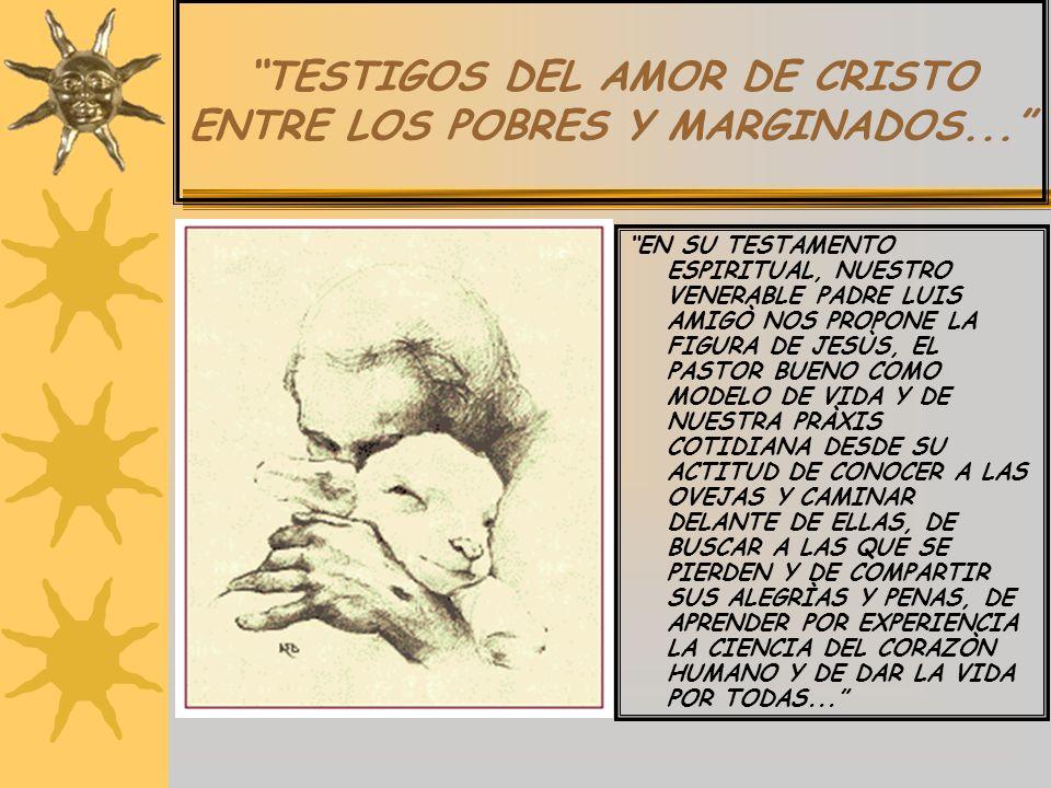 1.JESÙS, ENVÌA A SU COMUNIDAD A ANUNCIAR LA BUENA NOTICIA DEL REINADO DE DIOS QUE HA LLEGADO: MT. 18,16...; MC. 6,6-13. ES LA MISMA MISIÒN QUE JESÙS R