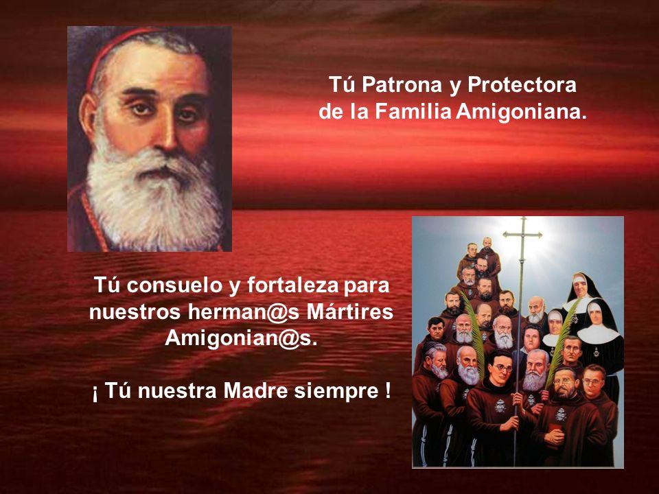 María Soledad, toda llena de Dios y de los Hombres, ¡ Oh Soledad ! ¡ Oh compañía nuestra !
