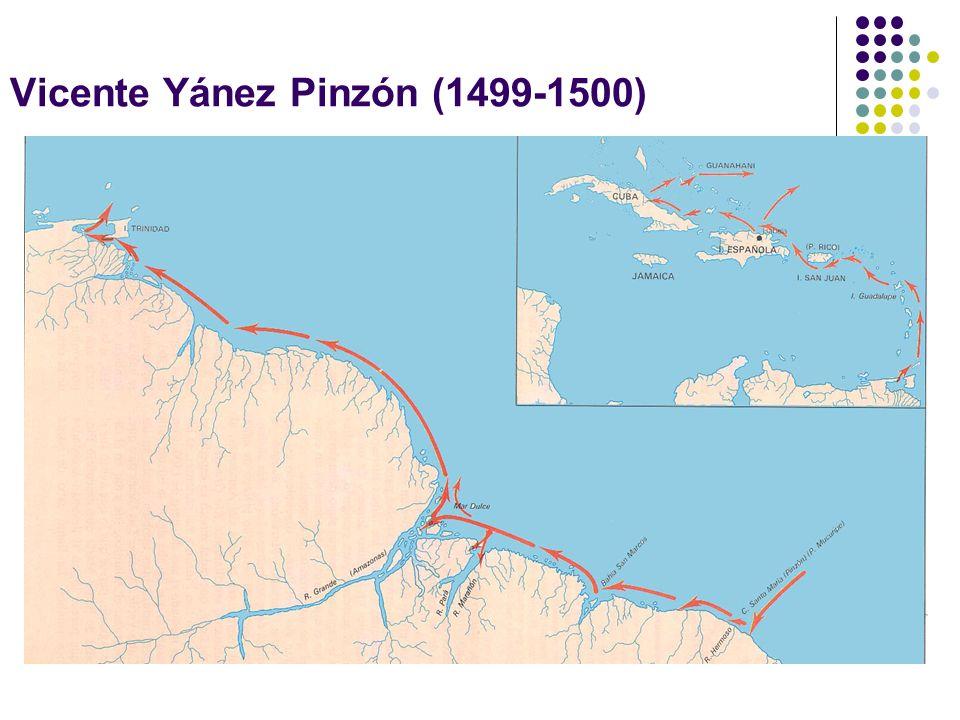 Vicente Yánez Pinzón (1499-1500)