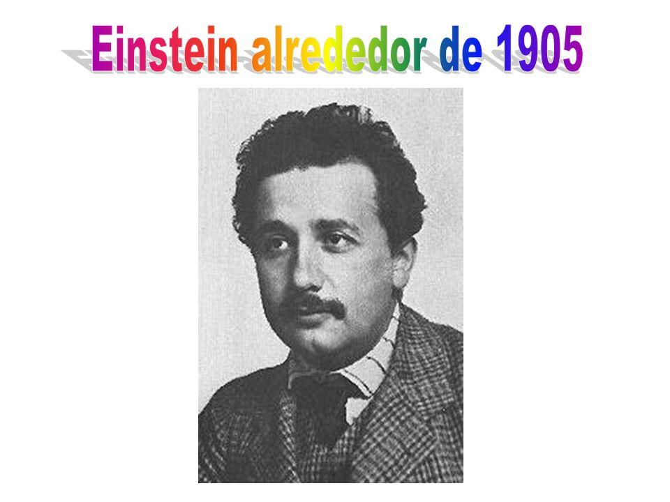 En 1887 Hertz verifica experimentalmente que Existen ondas electromagnéticas La luz es una onda electromagnética Pero encuentra también…el efecto fotoeléctrico