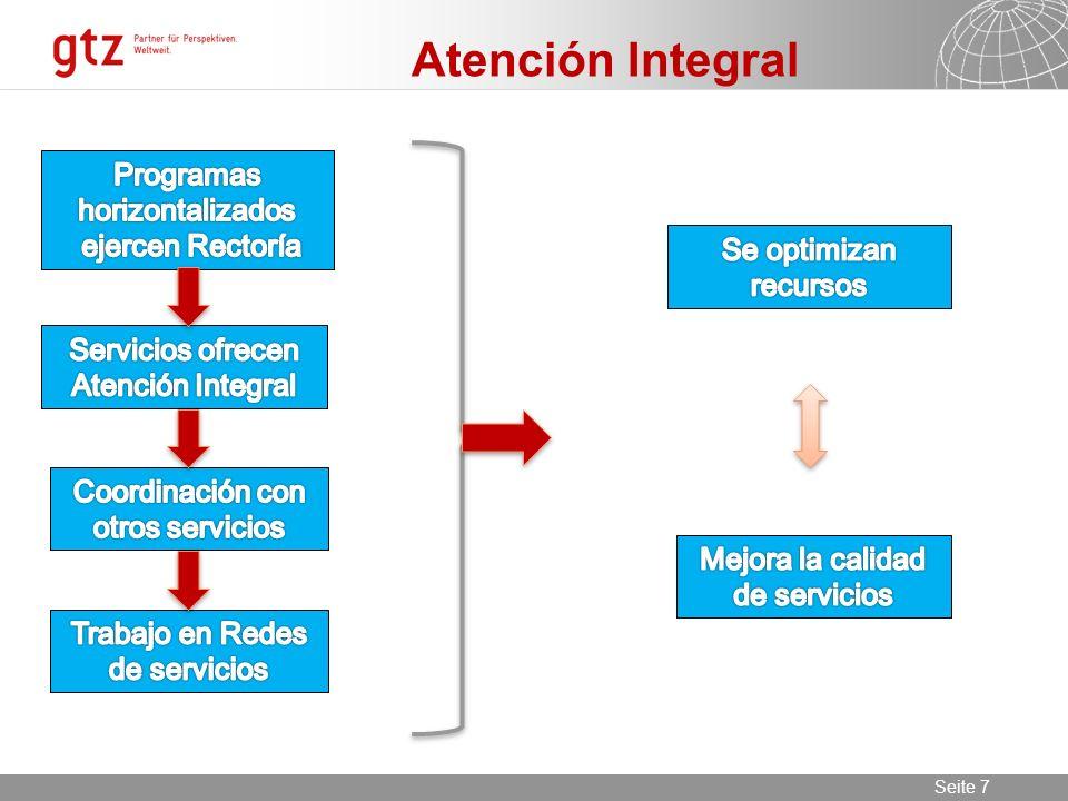 11.02.2014 Seite 7 Seite 7 Atención Integral