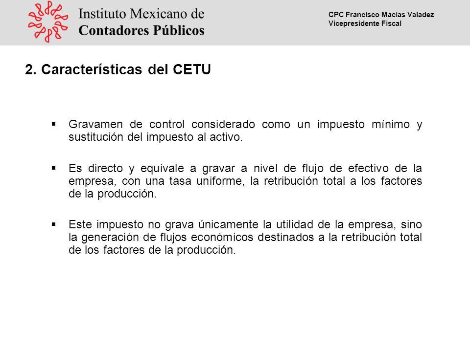 CPC Francisco Macías Valadez Vicepresidente Fiscal 7.