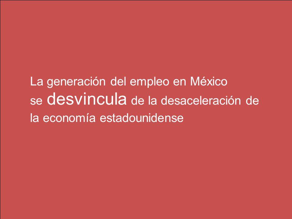 1 Manpower EEEM Tercer Trimestre 2008 La generación del empleo en México se desvincula de la desaceleración de la economía estadounidense