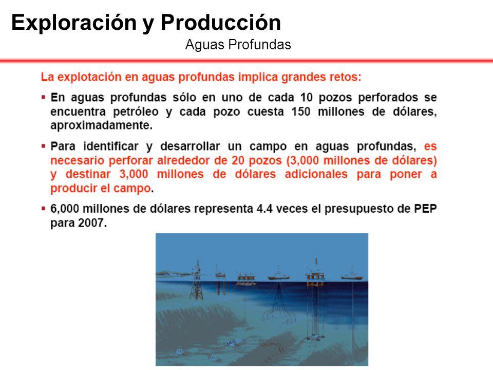 Exploración y Producción Aguas Profundas
