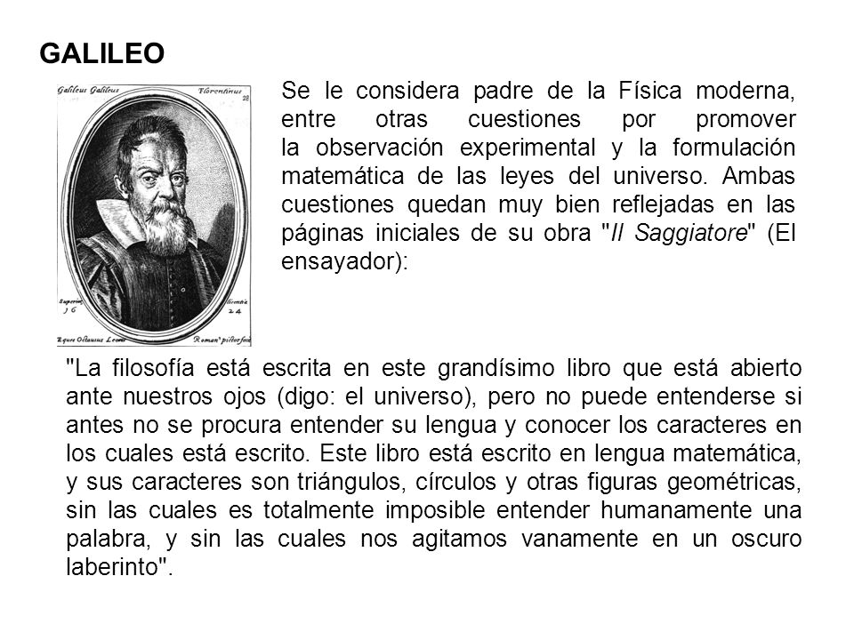 KEPLER (1571-1630) En el desarrollo de la física de la modernidad hay que detenerse en Johannes Kepler, alemán contemporáneo de Galileo.