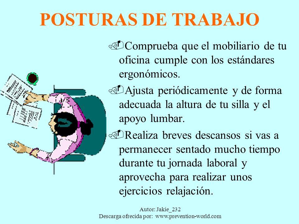 Autor: Jakie_232 Descarga ofrecida por: www.prevention-world.com Son aquellos elementos físicos, biológicos, químicos, sociales y culturales que rodea
