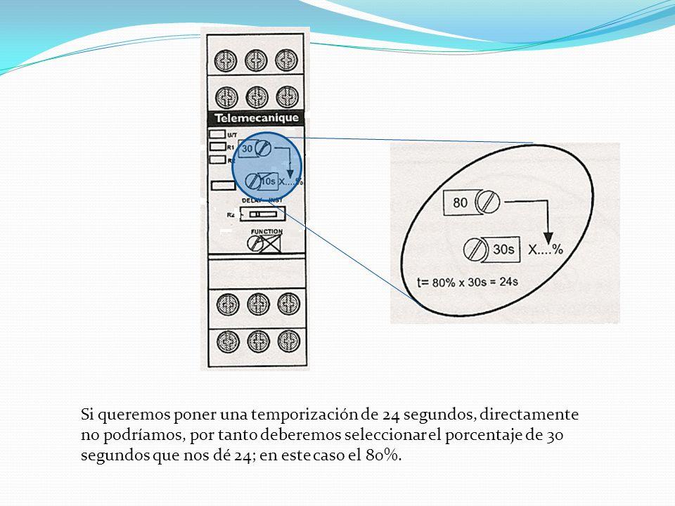 Configuración del relé R2 La configuración del relé R2, que actua como un interruptor, nos permitirá seleccionar cómo queremos que actúen los dos relés (con sus respectivos contactos) a la vez o independientemene uno del otro.
