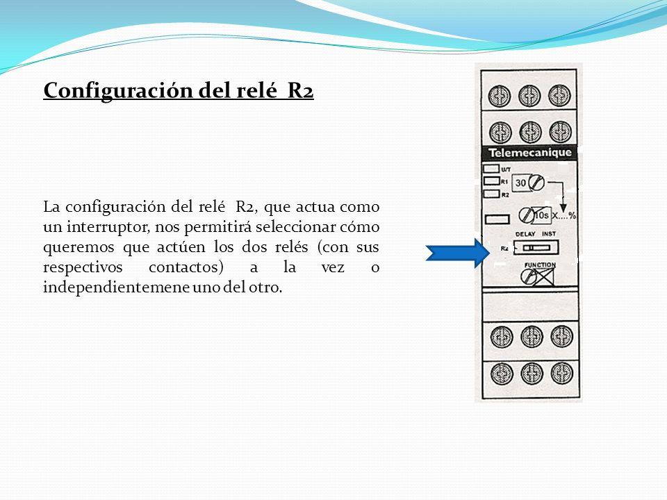 En el primer periodo, apreciamos que si la bobina no tiene tensión, los contactos 15-18 y 25-28 estarán en posición inicial (abiertos) y los contactos 15-16 y 25-26, en posición inicial (cerrados).
