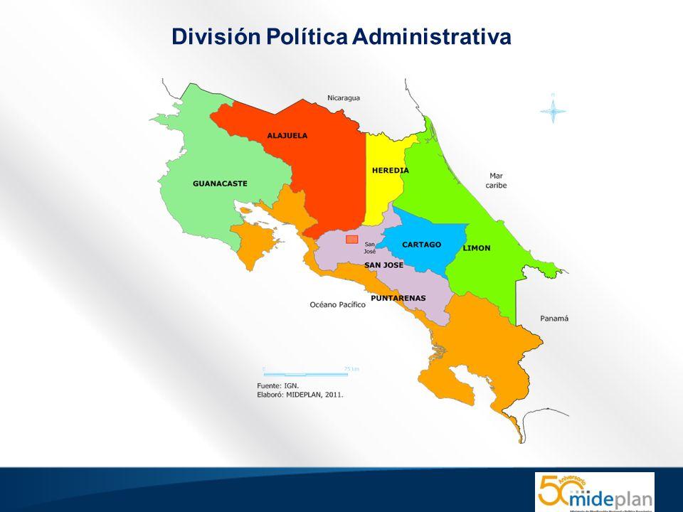 Brechas regionales Fuente: INEC. Encuesta de Hogares de Propósitos Múltiples y Estadísticas. 2011