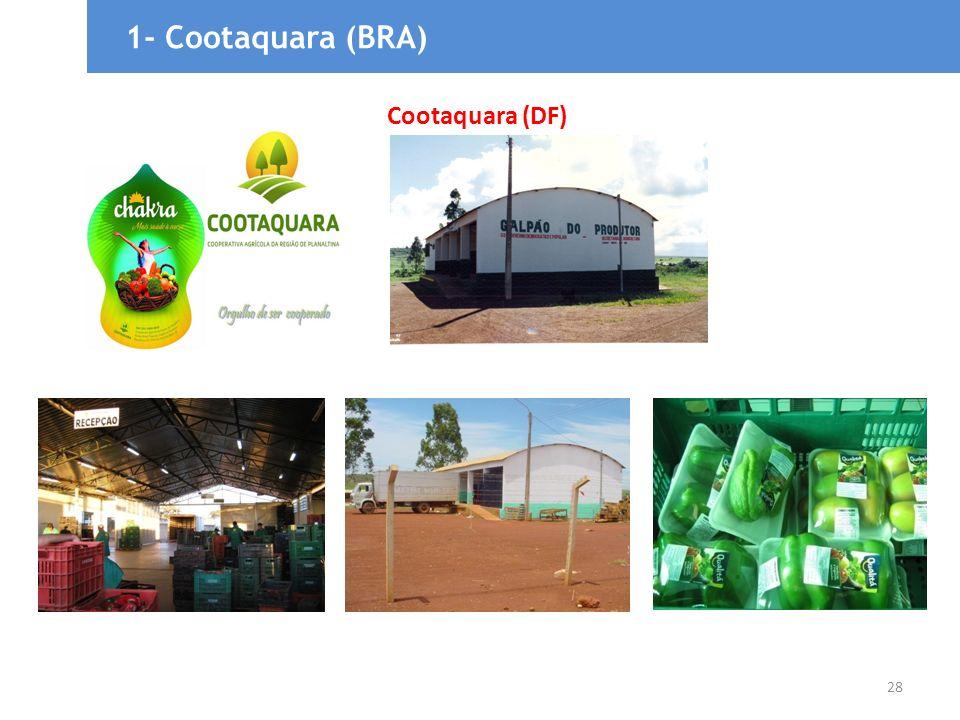 28 Cootaquara (DF) 1- Cootaquara (BRA)