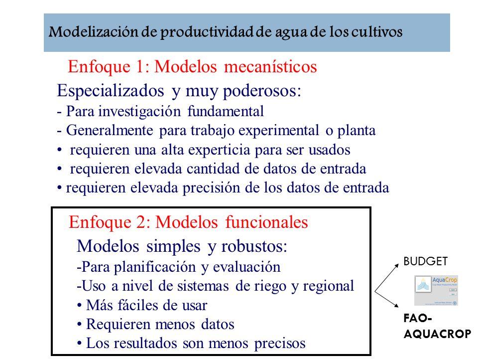 5 Especializados y muy poderosos: - Para investigación fundamental - Generalmente para trabajo experimental o planta requieren una alta experticia par