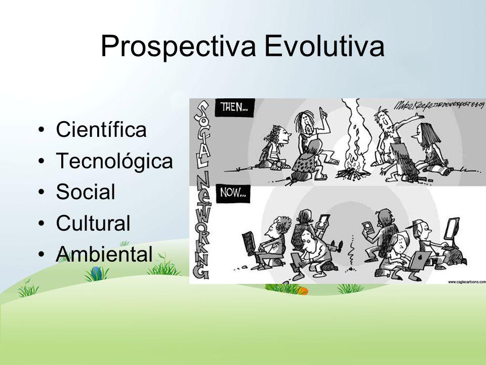 Prospectiva Evolutiva Científica Tecnológica Social Cultural Ambiental