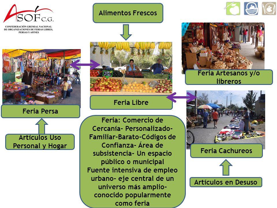 Predominan los productos hortofrutícolas y naturales Feria, la Solución a las Necesidades Básicas de la Población