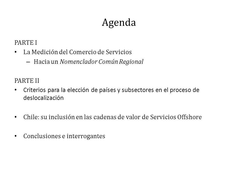 Necesidad de armonización metodológica a nivel regional: NCR Siguiente paso.