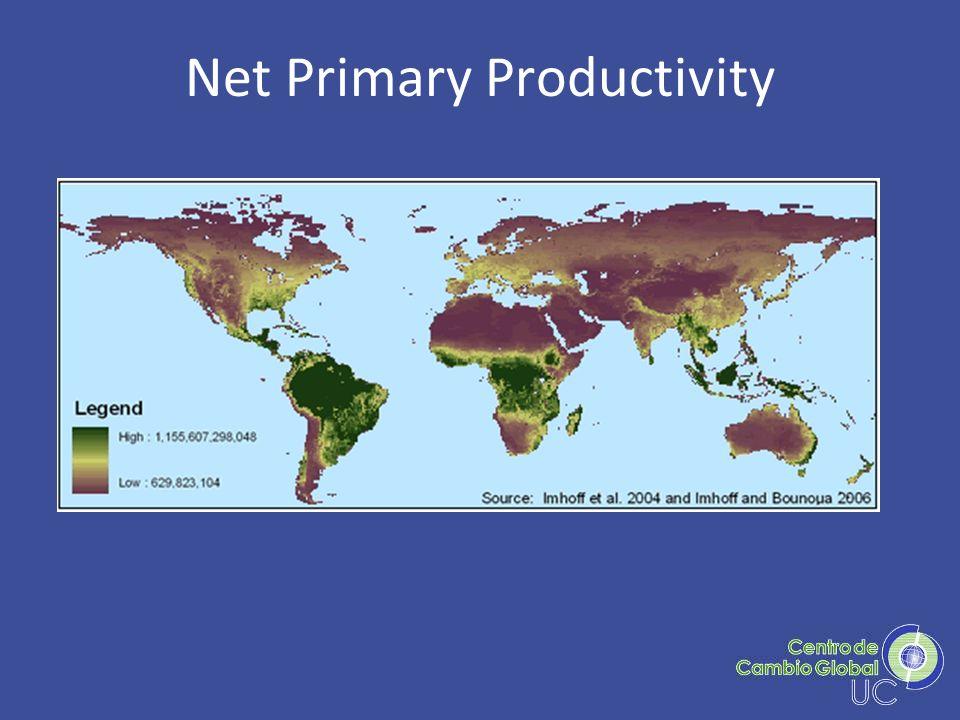 Net Ecosystem Exchange NEP = Net ecosystem productivity= (-)NEE Intercambio ( Flujo) de CO 2 entre la atmósfera y el ecosistema Fotosintesis Respiración