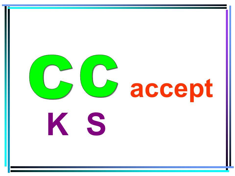 K S accept