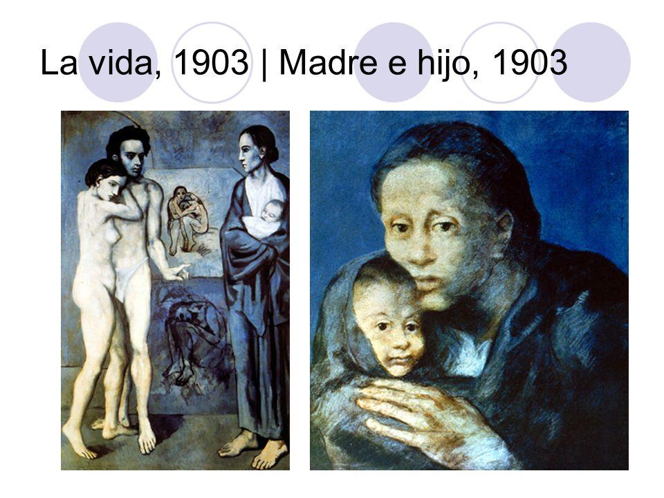 La vida, 1903 | Madre e hijo, 1903