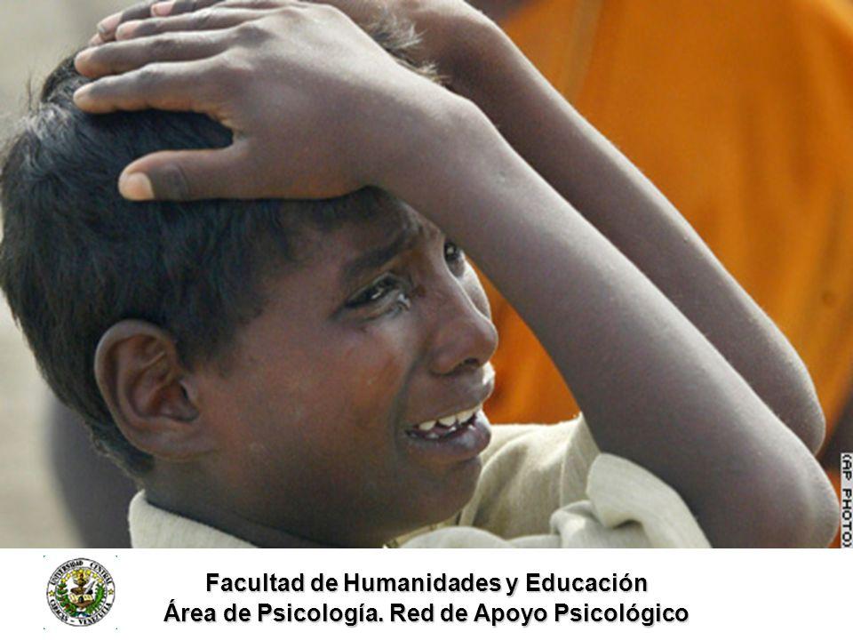 Facultad de Humanidades y Educación Área de Psicología. Red de Apoyo Psicológico
