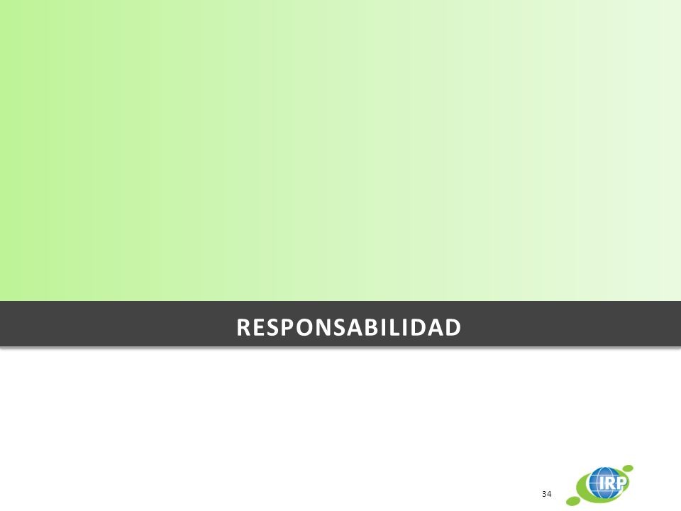RESPONSABILIDAD 34