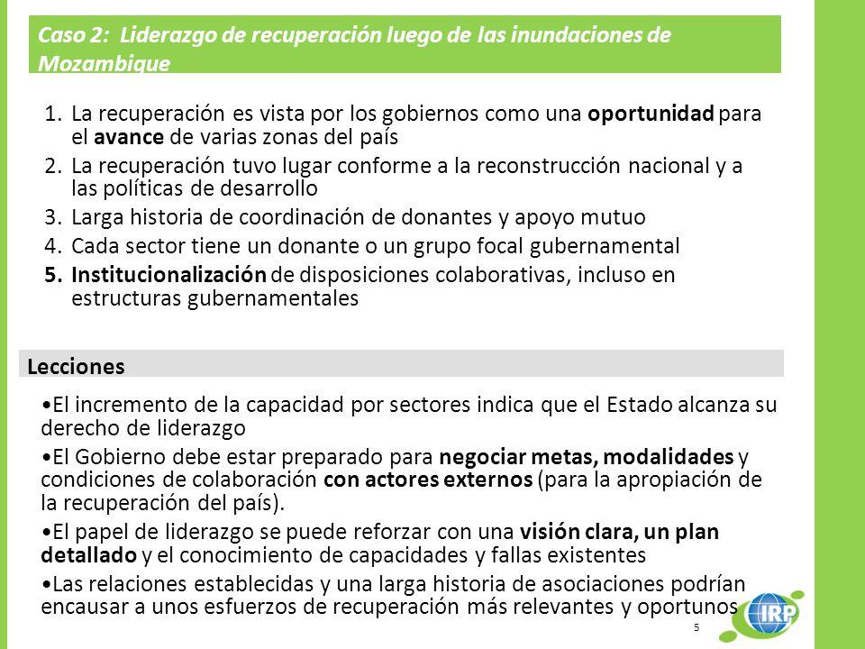 Subtema 2 : Identificación del papel del gobierno local ¿Por qué es importante el papel del gobierno local.
