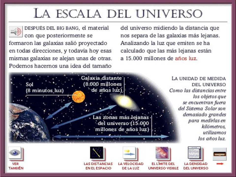 EL UNIVERSO SE EXPANDE ACELERADAMENTE