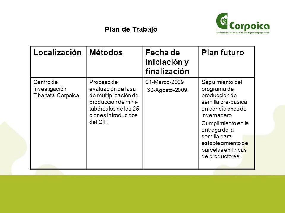 Presupuesto de Actividad RubroFondos RED FONTAGRO Año 2008 Fondos INIA España Año 2009 Fondos Propios Corpoica TOTAL Insumos 335250585 Equipos 55251000630012825 Personal 20004502450 Consultores y Esp.