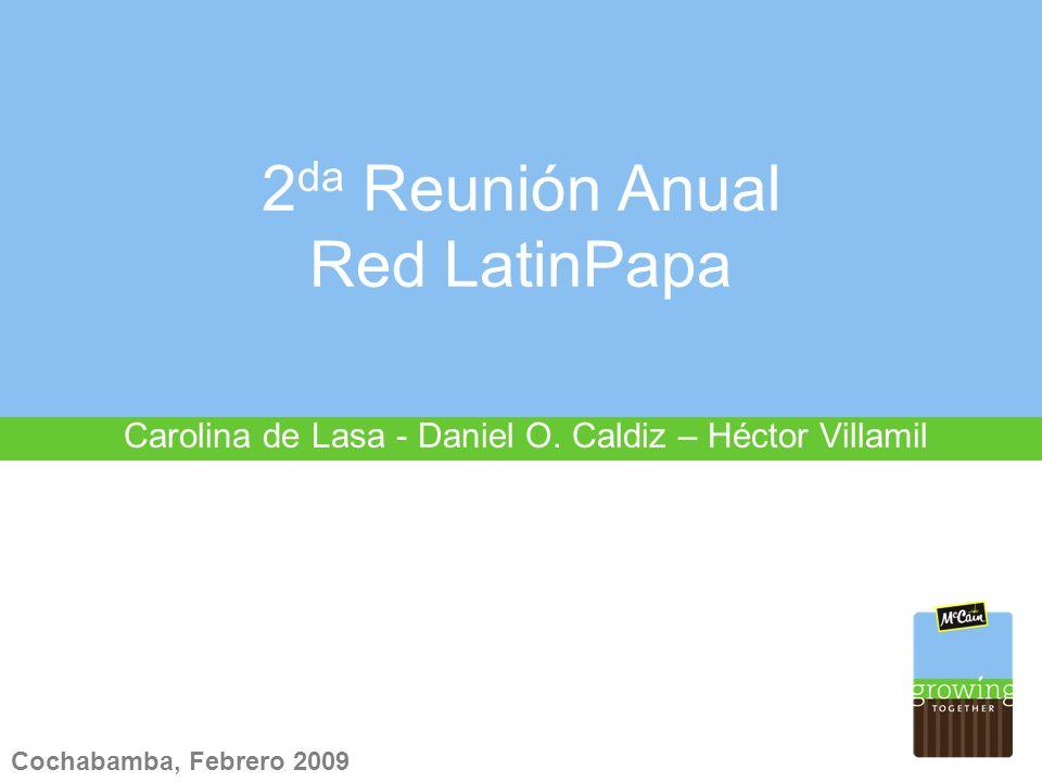 2 da Reunión Anual Red LatinPapa Carolina de Lasa - Daniel O.