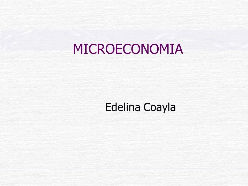 MICROECONOMIA Edelina Coayla