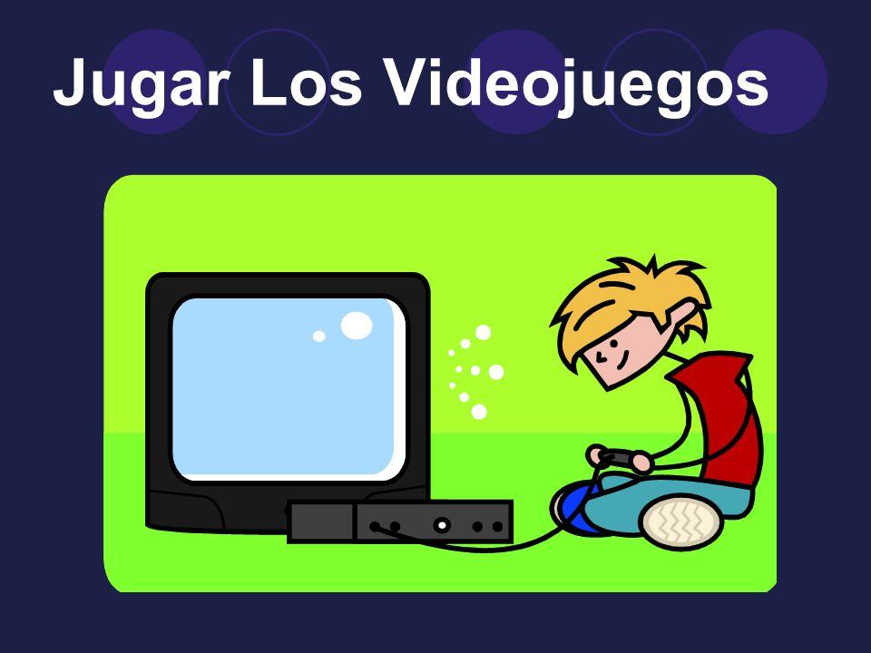 Jugar Los Videojuegos