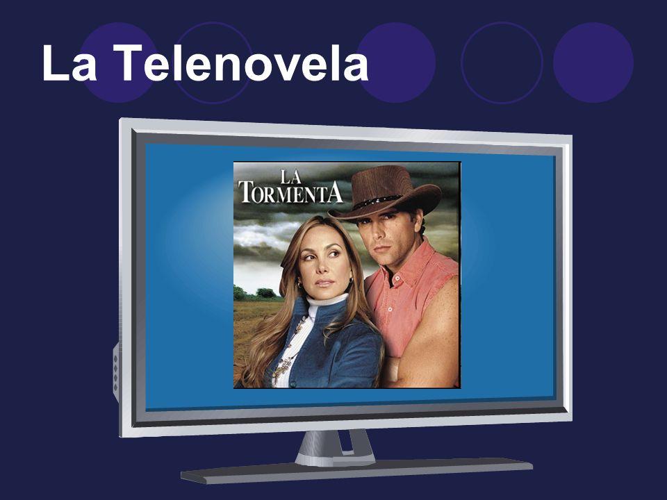 ¿Cuál es tu programa favorita en la televisión?
