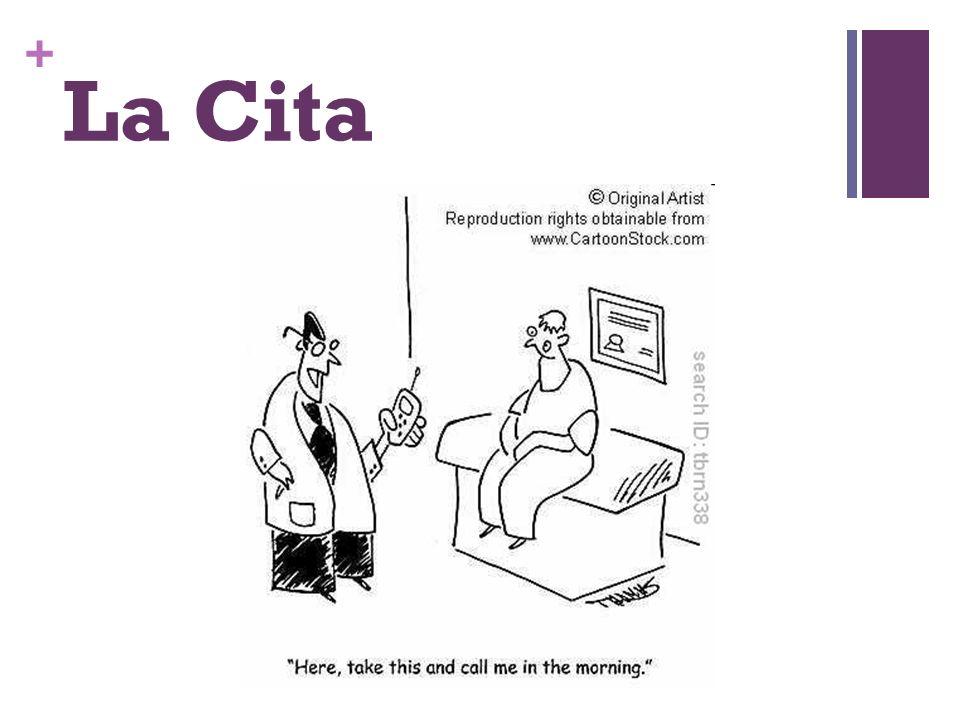 + La Cita