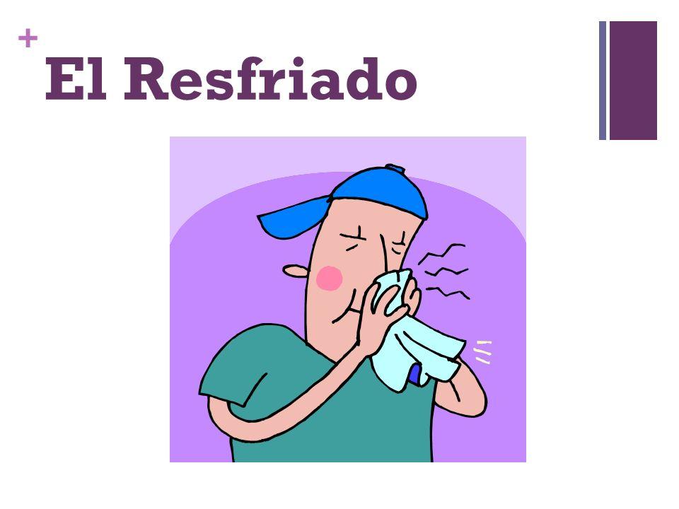 + El Resfriado