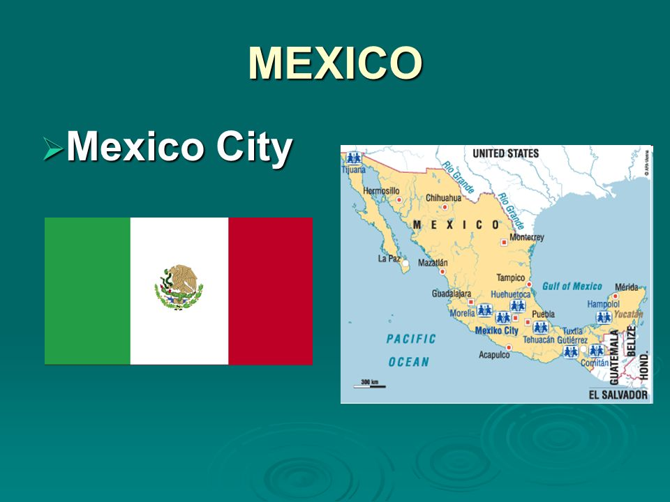 MEXICO Mexico City Mexico City