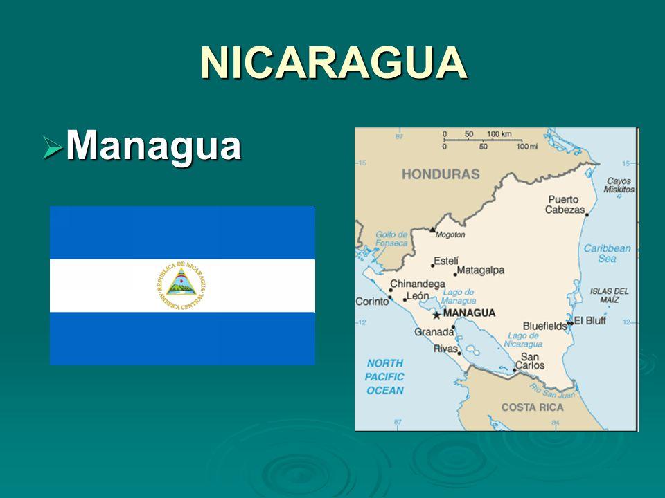 NICARAGUA Managua Managua