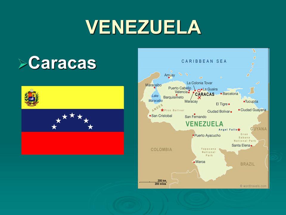 VENEZUELA Caracas Caracas