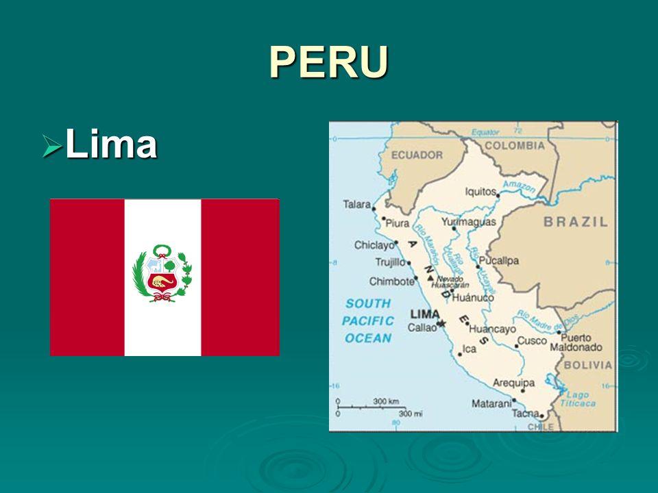 PERU Lima Lima