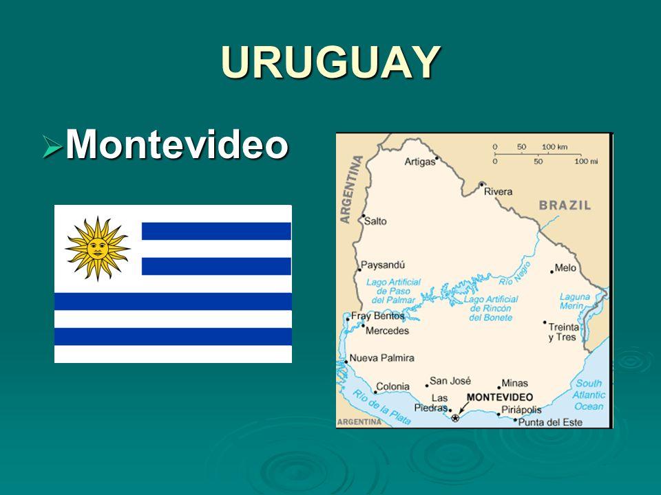 URUGUAY Montevideo Montevideo