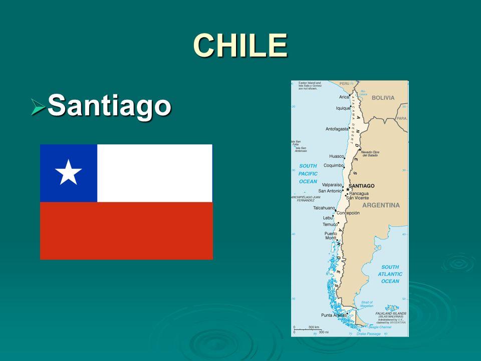 CHILE Santiago Santiago