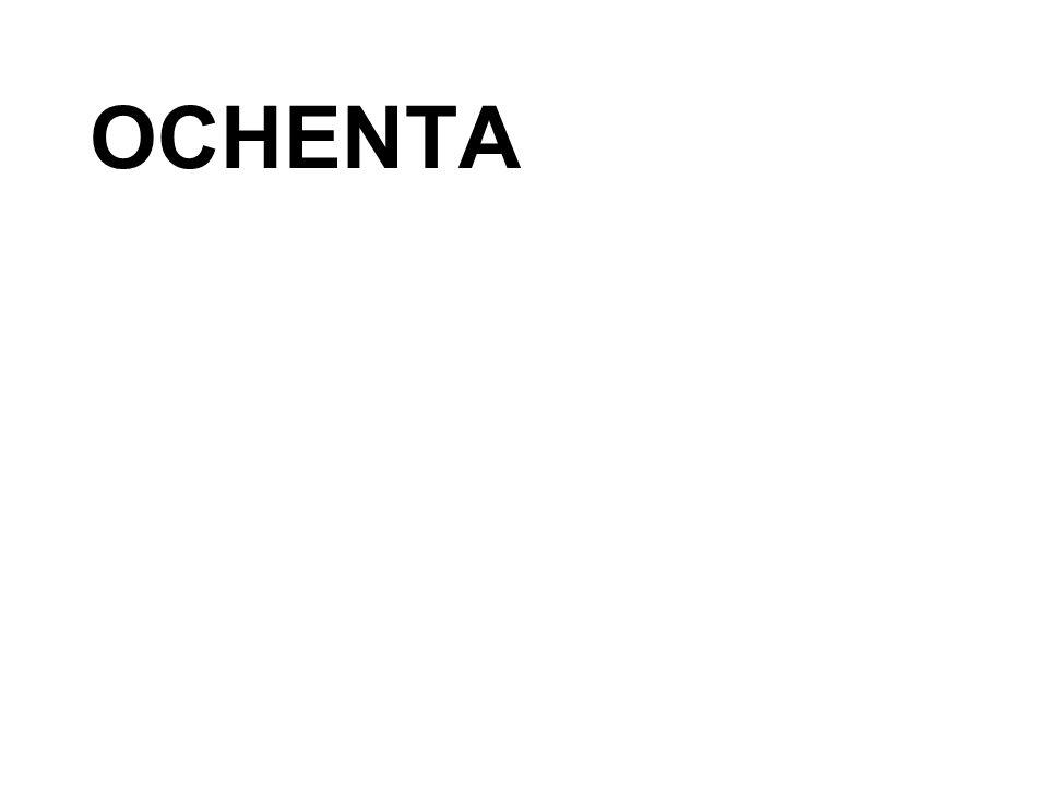 OCHENTA