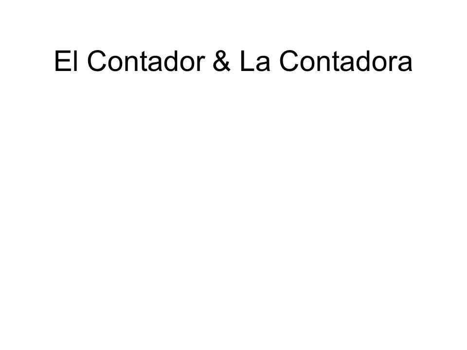 El Contador & La Contadora