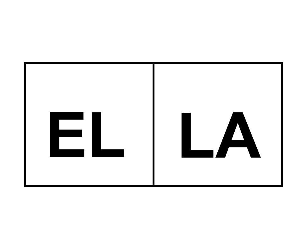 EL LA