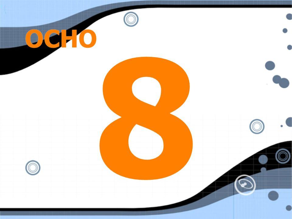 OCHO 88