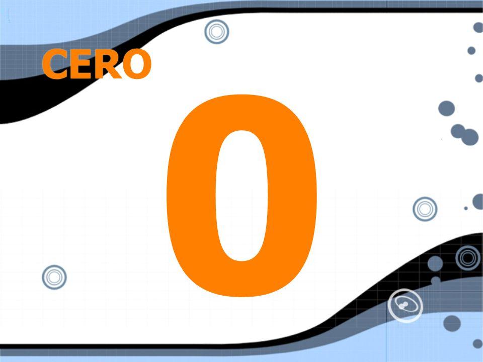 CERO 00