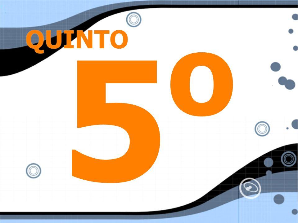 QUINTO 5o5o 5o5o